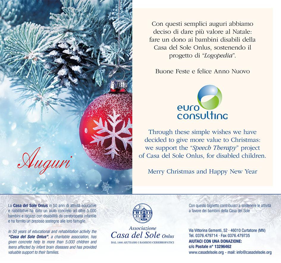 Biglietti Di Auguri Di Natale Per Bambini.Auguri Di Buon Natale Da Euroconsulting Euroconsulting